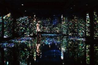 増田セバスチャン氏が大型インスタレーションで「モネの小宇宙」を表現した展覧会がスタート