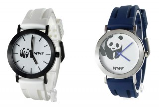 かわいいパンダロゴがついてWWF支援にもなる!チャリティー腕時計(全750,000パターン)登場。スラントより