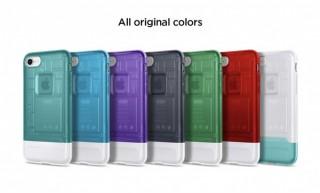 Spigen、iPhone 8/8 Plus用のiMac G3風ケースを発売
