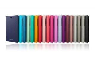 全19色から選べる、色鮮やかな「シンプルスマホ4」専用ケース発売。坂本ラヂヲより