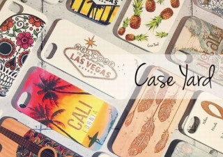 天然素材の木を使ったアメリカのiPhoneケースブランド「CaseYard」、ハンズに限定店オープン