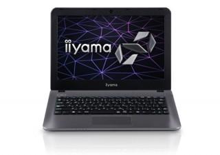 iiyama PC、CeleronプロセッサーとSSDを搭載した11型ノートPCを発売