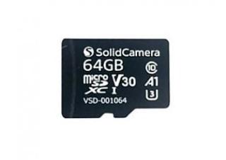 ソリッド、IPカメラやドライブレコーダーに最適な高耐久のmicroSDカードを発売