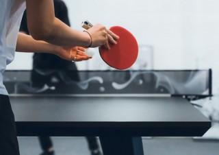 卓球をしてから会議か、会議をしてから卓球か悩ましい「オフィス卓球台」発売
