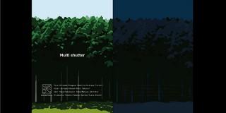 美術家・建築家の秋山佑太氏が企画した12組の作家が参加しているグループ展「マルチシャッター」