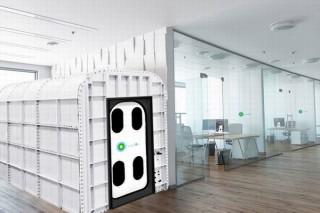 オフィスに「酸素カプセル会議室」を設置して労働生産性アップ!新たな健康経営支援サービス