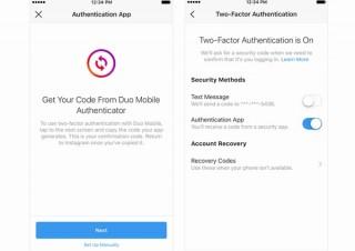 Instagram、セキュリティ強化のためにサードパーティーの2段階認証アプリもサポート