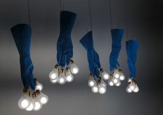 """ドイツの照明メーカーにスポットを当てた展示会「""""光の詩人"""" インゴ・マウラー展」"""