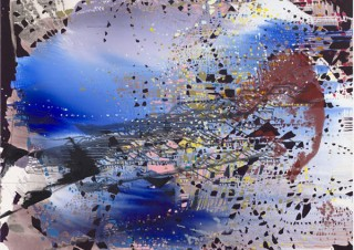 ジャッキー・サコッチオ氏によるアジア初の個展「Unbearable Lightness―堪えがたいほどの光」