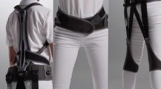 「第二の背骨」を作り出し、腰や身体への負担を軽減する「アシストスーツ」が2万円台で発売