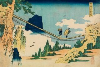 """葛飾北斎の作品などを通して多角的に""""橋""""に注目する展覧会「北斎の橋 すみだの橋」"""