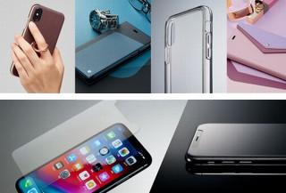 ソフトバンクC&S、iPhone XS/XS Max/XR用のアクセを一気に500アイテム揃える
