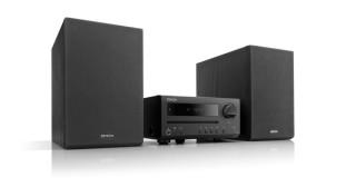 DENON、Bluetooth接続に対応したコンパクトなCDレシーバーシステムを発売