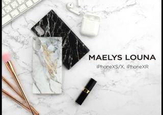 女性向け新ブランド「MAELYS LOUNA」が誕生、iPhone XS/XR用ケースを発売