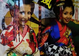 森山大道氏の最新撮りおろし写真集「東京ブギウギ」の展示販売会がナディッフ アパートで開催