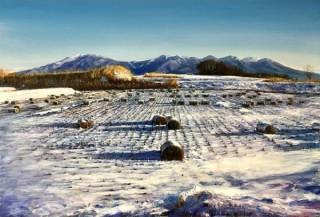 共感できる美しい油絵の風景画が紹介される亀山裕昭氏の個展「-recollections- 光景」