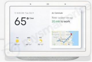 スマートスピーカーやスマートディスプレイと呼ばれるGoogleの新デバイス「Home Hub」リーク