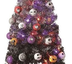 フランフランが映画「ナイトメアー・ビフォア・クリスマス」デザインのツリーを発売