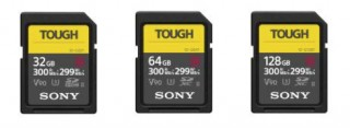 ソニー、ハードな環境でも使える防水・防塵のタフ仕様SDカードを発売