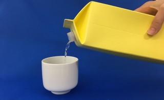 凸版印刷がアルコール飲料の香りを保持できる紙パック「低吸着EP-PAK」を開発して12月発売