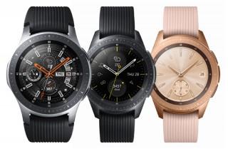 サムスンより「Galaxy Watch」発売決定! 睡眠マネージメント機能を搭載した大容量バッテリーモデル