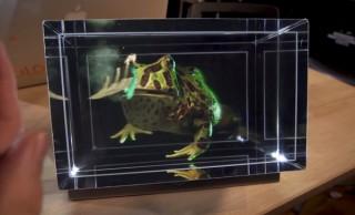 3Dディスプレイは滅びたのか? ~ ホログラフィックディスプレイ「Looking Glass」を通して見える未来 ~
