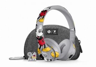 ミッキーマウス90周年のAppleコラボヘッドホン「Beats Solo3」発表