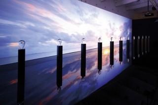 グランドセイコーのインスタレーションが披露される「THE FLOW OF TIME」東京展