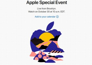 Apple、今秋二度目のスペシャルイベントを発表。今回はiPad Pro/Mac miniに期待