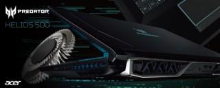 日本エイサー、Core i9とGTX 1070を搭載した17型ノートPCを発売