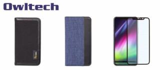 オウルテック、iPhone XRに対応したケースとガラスフィルムを発売