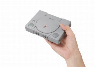 ソフト内蔵の「プレイステーション クラシック」が20タイトル発表。懐かしRPGなど名作揃い