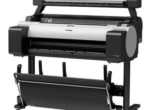キヤノンが大判インクジェットプリンタ「imagePROGRAF」の新製品として6機種を発売