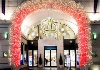 アニヴェルセル表参道の開業20周年を記念した「Thanks Illumination」