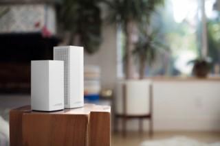 Linksys、建物中に強力なWi-Fi環境を構築できるメッシュWi-Fi「VELOP」を発売