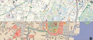 MapFanラボサイトが、古地図と現代地図を見比べられる「古地図 with MapFan」を公開