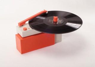 コンパクトなレコードプレーヤー「DUO(デュオ)」登場。Bluetooth対応スピーカーとしても利用可能