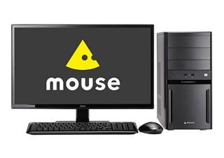 マウス、第9世代インテルCoreプロセッサーを搭載したデスクトップPCを発売