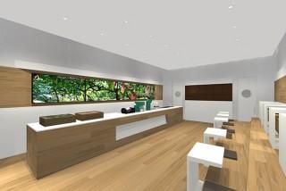 チョコレートを五感で体験できる明治の施設「Hello,Chocolate by meiji」がオープン