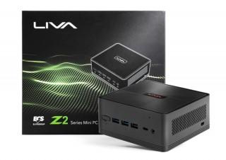 リンクス、小型デスクトップPC「LIVA Z2」にメモリとSSDを増設したカスタマイズモデルを発売