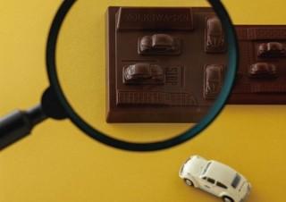 モロゾフ、フォルクスワーゲン「Beetle」とのコラボによるバレンタインチョコを2019年も販売