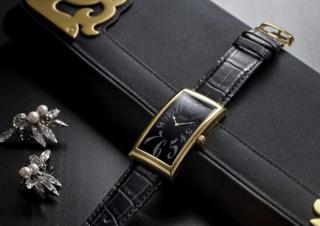 スイスの時計メーカーと人気スタイリスト辻 直子さんコラボの「バナナ・ウォッチ」