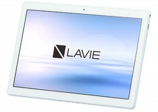 NEC、10.1型Androidタブレット「LAVIE Tab E」を発売