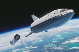 イーロン・マスク、ZOZO前澤氏が月旅行で搭乗する宇宙船の名称を「Starship」に改名