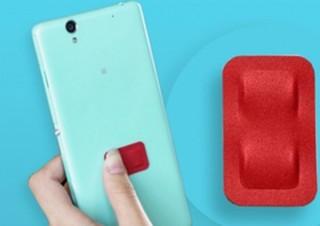 スマホに貼ってショートカットボタンを増設する「Air Button」、先行販売をKibidangoで受付