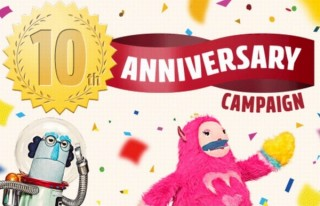 ドコモオンラインショップ、「10th Anniversary キャンペーン」開催。豪華賞品や限定割引も