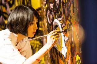 注目の若手女性アーティスト・小松美羽氏の2018年の国内最大規模の個展「大和力を、世界へ。」