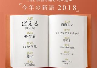 """三省堂が""""今後辞書に載るかもしれない新語10選""""を発表。ばえる(映える)、モヤる、わかりみ、尊いなど"""