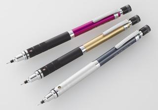 三菱鉛筆クルトガ10周年、ローレットとハイグレードの限定色を数量限定発売