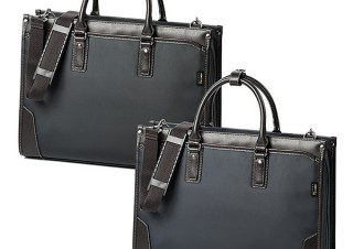サンワサプライ、ミリタリー用品等に使うCORDURA素材のビジネスバッグ発売